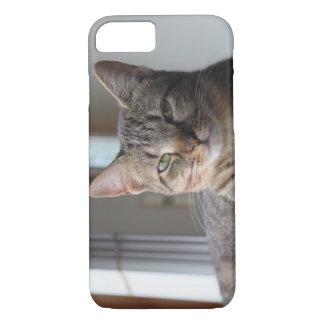 Cute Kitten Cat iPhone Case  (Misty)