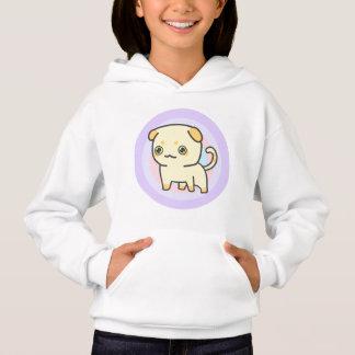 Cute Kitten Girls' Hanes ComfortBlend® Hoodie