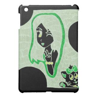 cute kitten iPad mini case