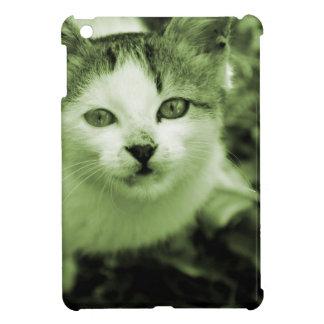 Cute kitten case for the iPad mini