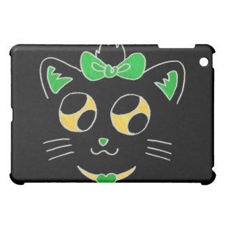 cute kitten iPad mini cases