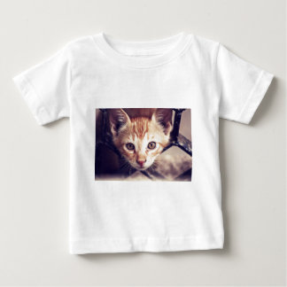 Cute Kitten looking at YOU Baby T-Shirt
