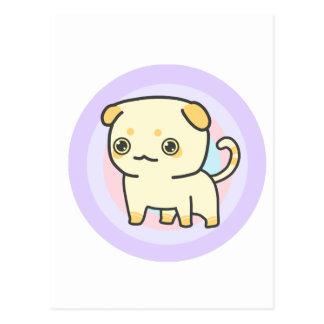 Cute Kitten Post Card