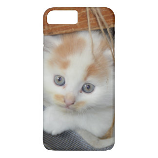 Cute Kittens in boots iPhone 8 Plus/7 Plus Case