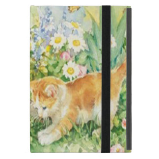 Cute Kittens iPad Mini Case