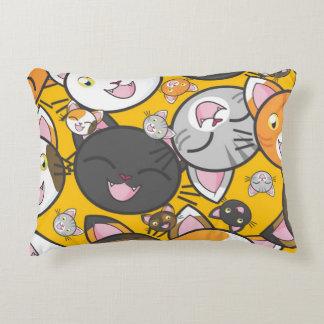 Cute Kitties Decorative Cushion