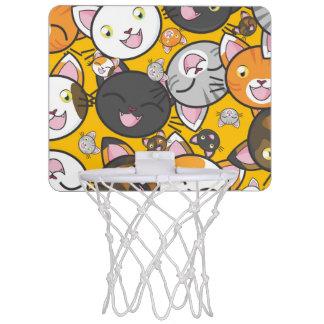 Cute Kitties Mini Basketball Hoop