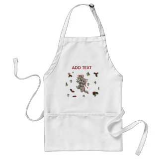Cute Kitty Apron for the Chef!