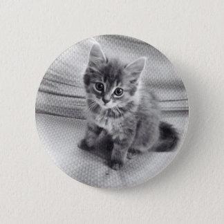 Cute Kitty Button