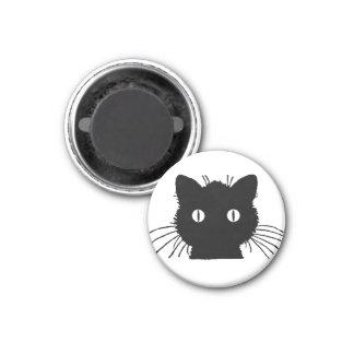 Cute Kitty Cat Head Magnet