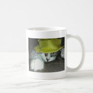 CUTE KITTY CAT CLASSIC WHITE COFFEE MUG