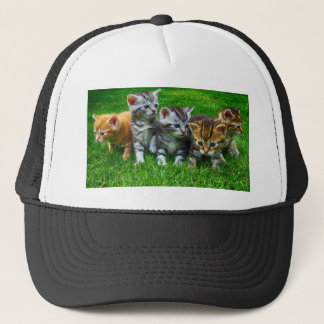 Cute Kitty Gifts Trucker Hat