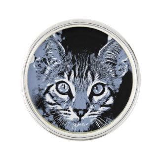 Cute Kitty Lapel Pin