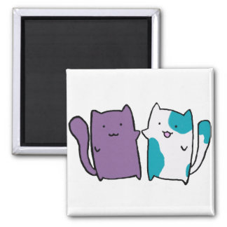 Cute Kitty Magnet