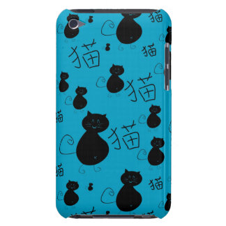 Cute kitty pattern Case-Mate iPod touch case
