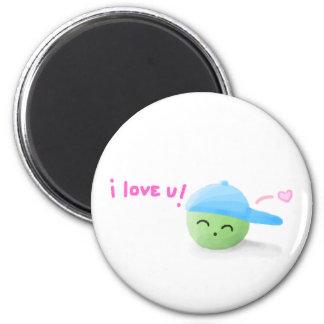 cute kiwibaby magnet