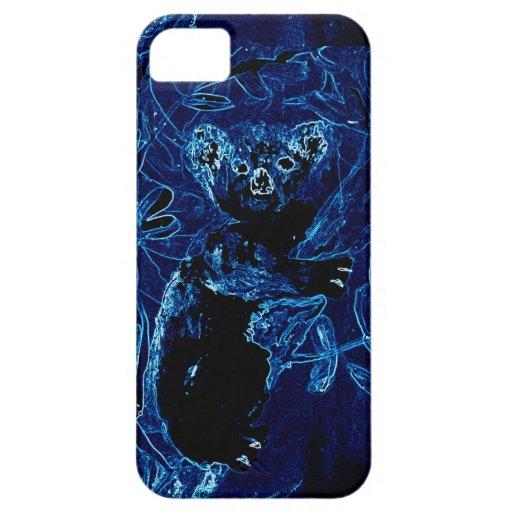 Cute Koala Animal Art iPhone 5 Case
