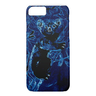 Cute Koala Animal Art iPhone 7 Case
