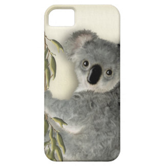Cute Koala Barely There iPhone 5 Case