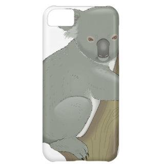 Cute Koala Bear Destiny Nature Aussi Outback Case For iPhone 5C