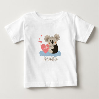Cute Koala Cuddles ID386 Baby T-Shirt