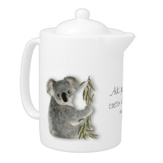 Cute Koala Personalized