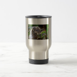 Cute Koalas Travel Mug