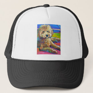 Cute LABRADOODLE Trucker Hat