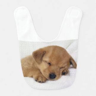 Cute Labrador Puppy Bib