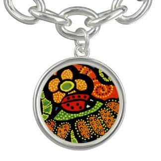 Cute  Ladybug Charm Wearable Art
