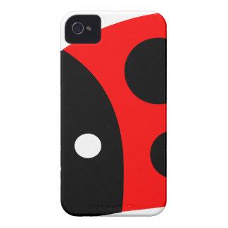 Cute ladybug iPhone 4 cover