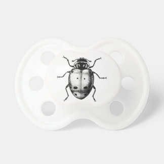 Cute Ladybug Pacifier