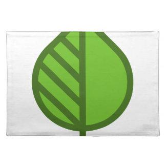 Cute Leaf Placemat