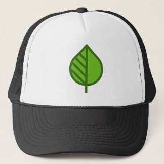 Cute Leaf Trucker Hat