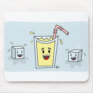 Cute Lemonade - Mousepad (Distress)