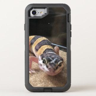 Cute Leopard Gecko OtterBox Defender iPhone 8/7 Case