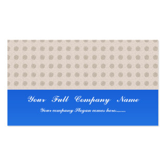 Cute light grey flowers on a rough pink surface pack of standard business cards