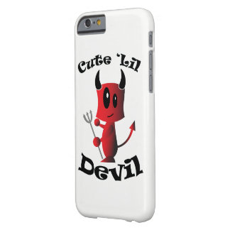 Cute 'Lil Devil iPhone 6 Case