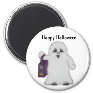 Cute Lil Ghost Magnet
