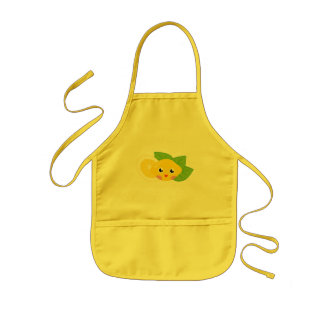 Cute Lil' Lemon Kids Apron