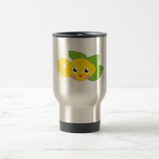 Cute Lil Lemon Coffee Mugs
