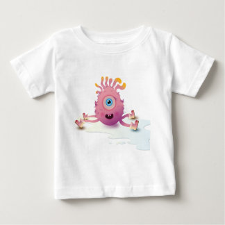 Cute Lil monster Baby T-Shirt