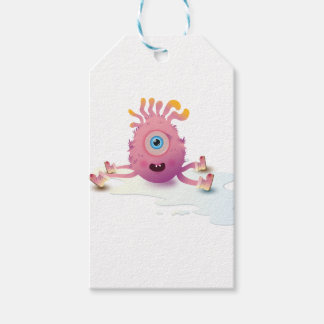 Cute Lil monster Gift Tags