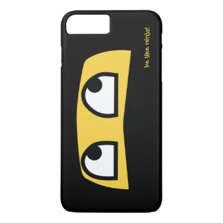 Cute lil Ninja emoji iPhone 7 Plus Case