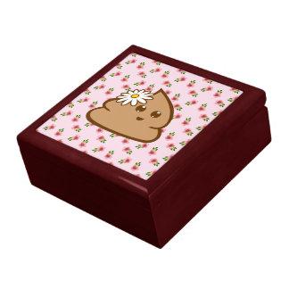 Cute Lil' Poo Keepsake Box