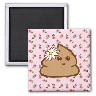 Cute Lil Poo Magnet