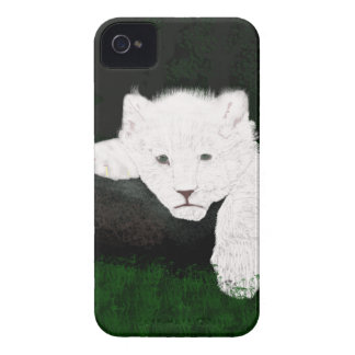 cute lion iPhone 4 case