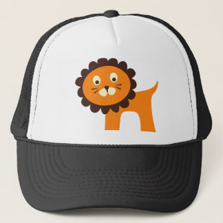 Cute Lion Jungle Safari Zoo Animals Tshirts Trucker Hat