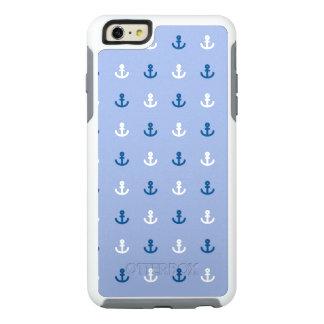 Cute Little Anchor Pattern OtterBox iPhone 6/6s Plus Case