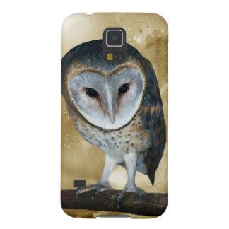 Cute little Barn Owl fantasy Galaxy S5 Case